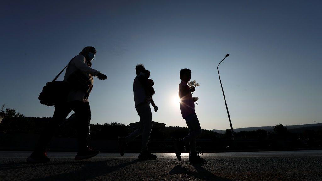 Bruselas intenta cuadrar el círculo de la política de asilo