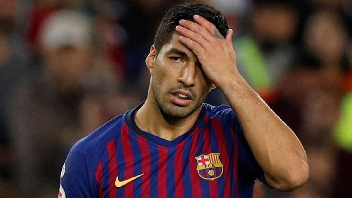 El Barça recula e intenta que Suárez no se vaya gratis al Atlético: el uruguayo amenaza con quedarse aunque sea sin jugar