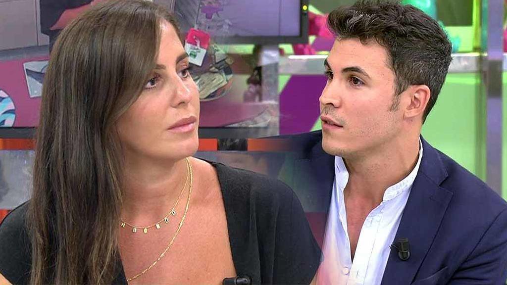 """Kiko Jiménez pone de los nervios a Anabel Pantoja: """"Eres un mueble"""""""