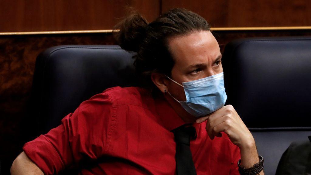 """Iglesias se ofrece a declarar ante los tribunales si ayuda """"a aclarar"""" la financiación de Podemos"""