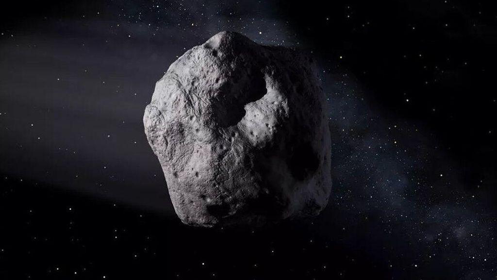 Un asteroide del tamaño de un autobús escolar se acerca a la Tierra