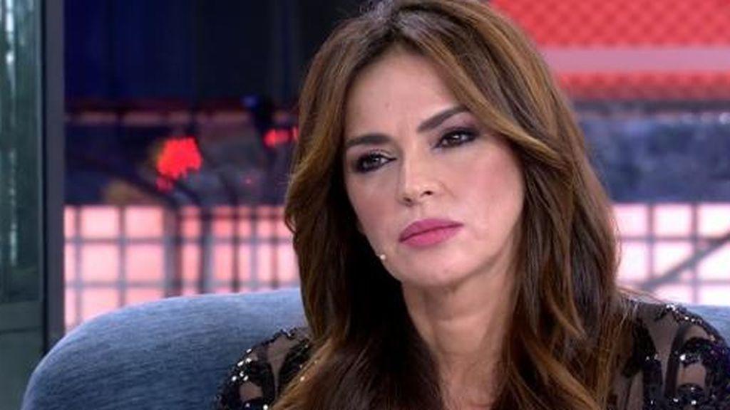 """Olga Flores rompe su silencio tras los rumores de infidelidad: """"He llorado mucho y lo he pasado muy mal"""""""