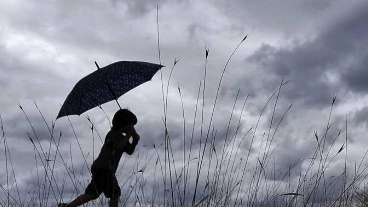 Llega el fresquito y las lluvias en la zona del Cantábrico oriental