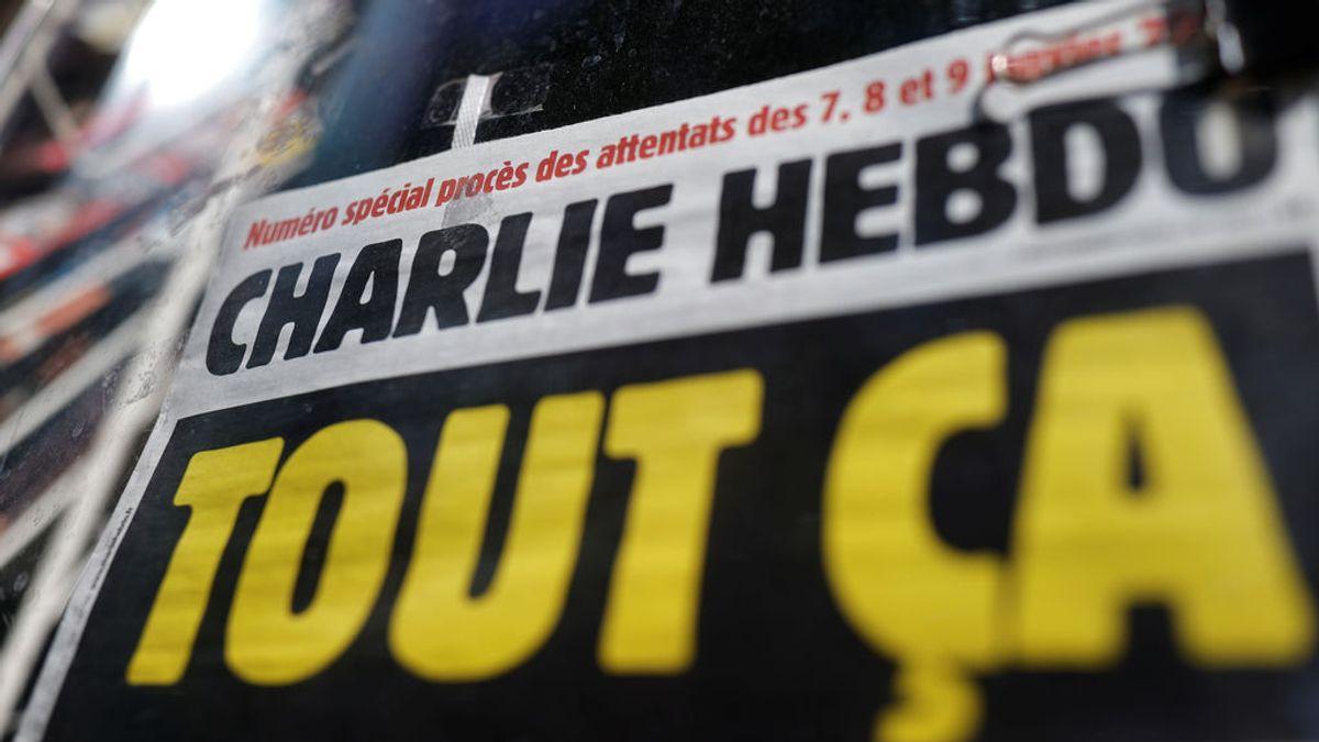 Un centenar de medios franceses se unen para apoyar a Charlie Hebdo tras las nuevas amenazas