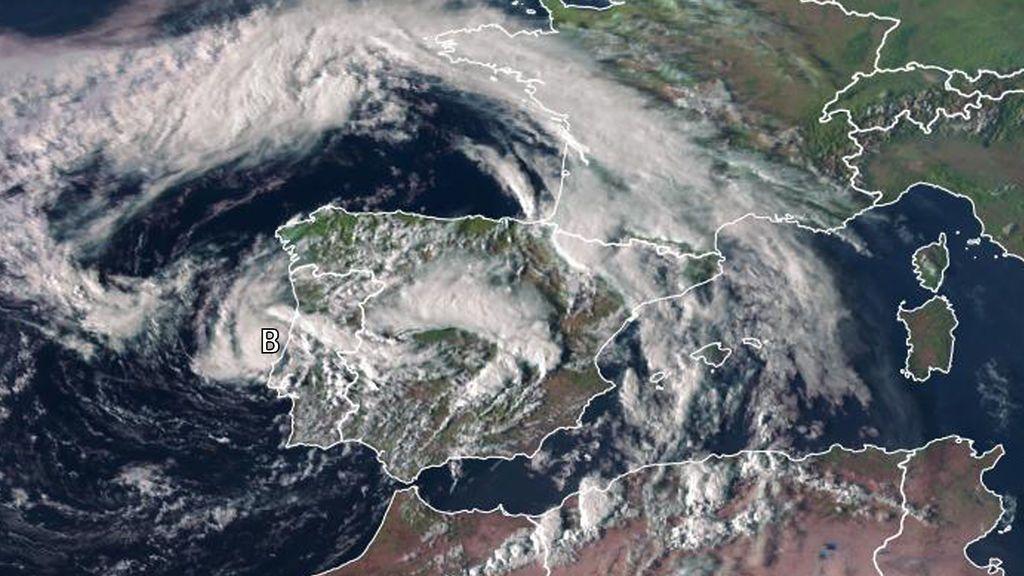 Los huracanes cada vez se acercan más al Mediterráneo por el calentamiento del mar