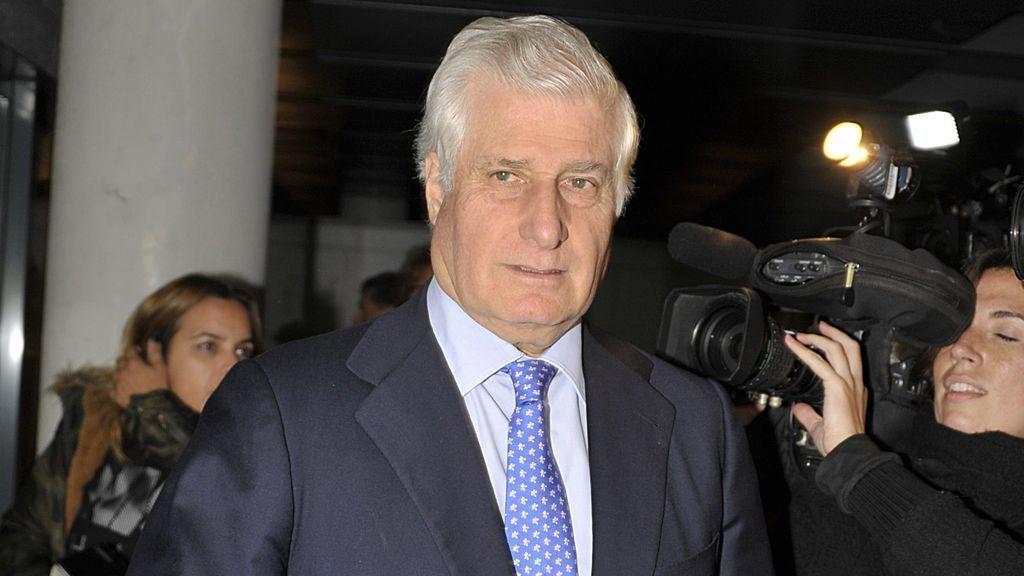 Carlos Fitz-James, actual duque de Alba y hermano de Cayetano