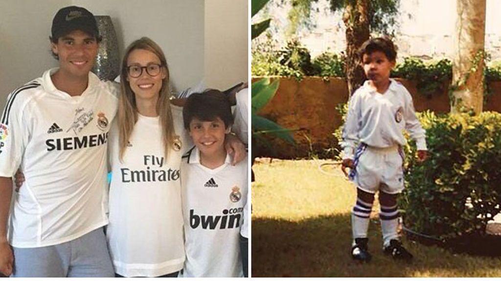 El pasado de Rafa Nadal como jugador de fútbol: 'pichichi' de su equipo y un futuro prometedor