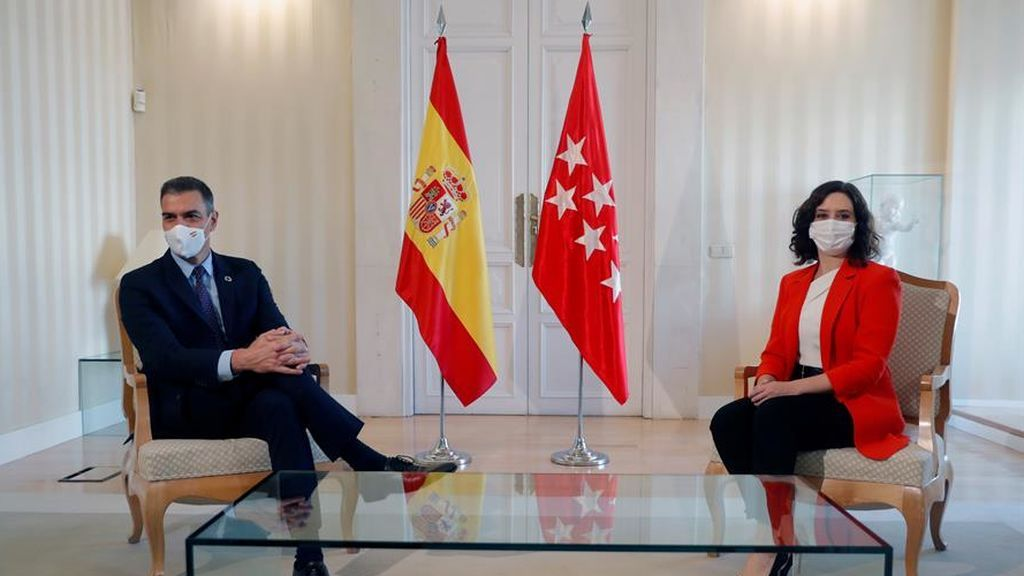 Madrid pide a Sánchez que el lunes 221 guardias civiles y policías nacionales controlen ya los desplazamientos