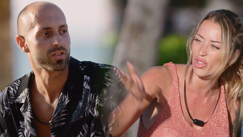 """Mayka y Pablo tienen su primer encontronazo a la hora de escoger las citas: """"Eres más falso que Judas"""""""