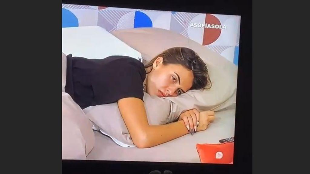 """Kiko Jiménez no puede vivir sin Sofía y se pega al 24 horas: """"Ojalá pudiera abrazarla ya"""""""