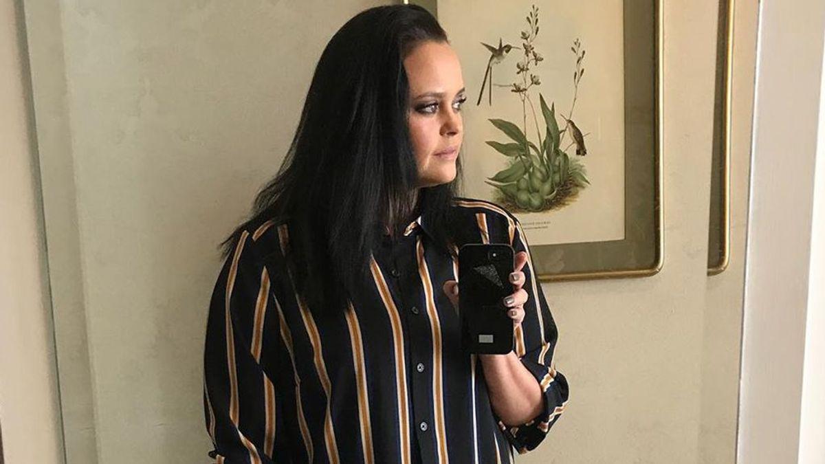 """Shaila Durcal cuenta dos años después el motivo del accidente que le seccionó el dedo: """"Fue muy rápido, como una guillotina"""""""