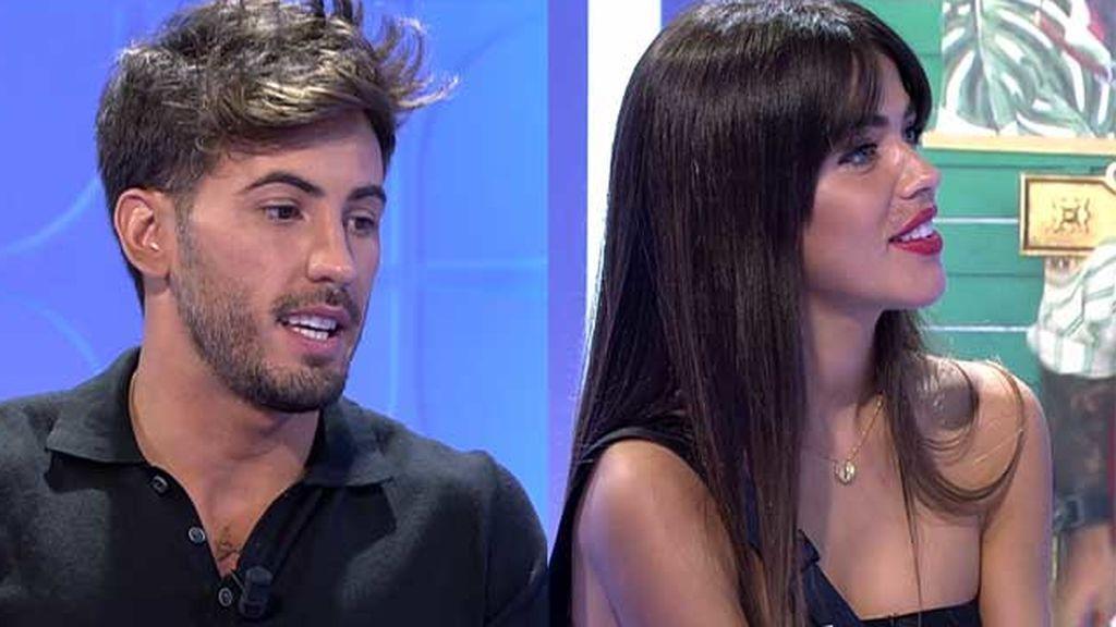 """Los miedos de Violeta e Iván por los que no irían a 'La Isla de las Tentaciones': """"Sería incapaz"""""""