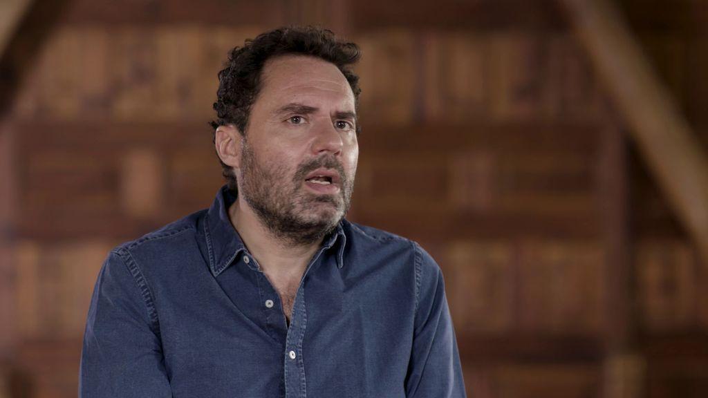 """Aitor Gabilondo, guionista de 'Patria': """"Es una historia de silencio y dolor, y el dolor no tiene bando"""""""