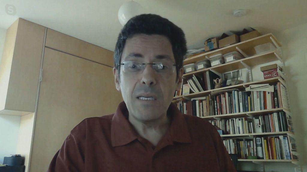 """José Luis Jiménez, doctor experto en aerosoles: """"No nos hemos estado protegiendo bien"""""""