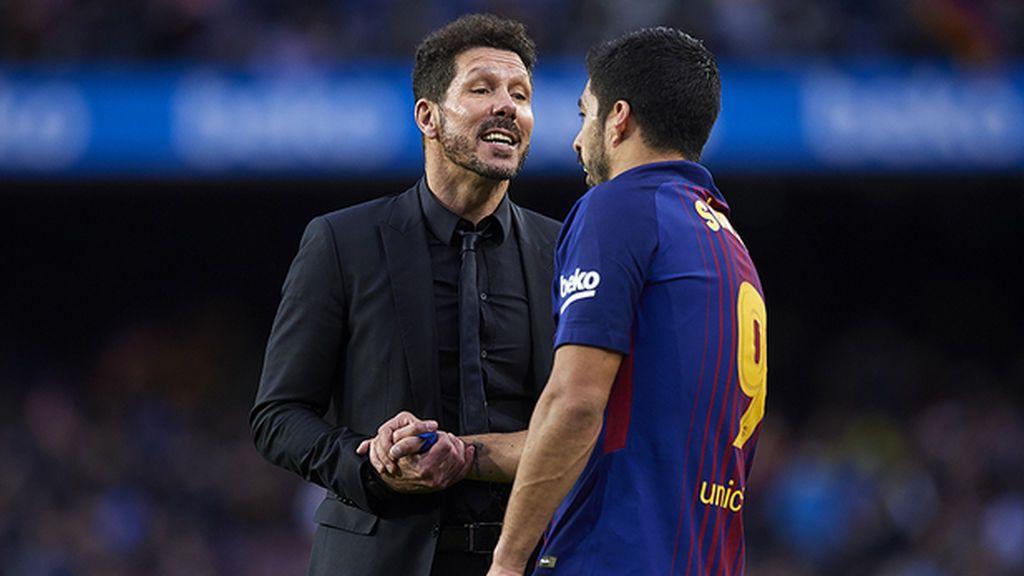 Simeone quiere contar ya con Luis Suárez: debutará este domingo ante el Granada con el Atlético de Madrid