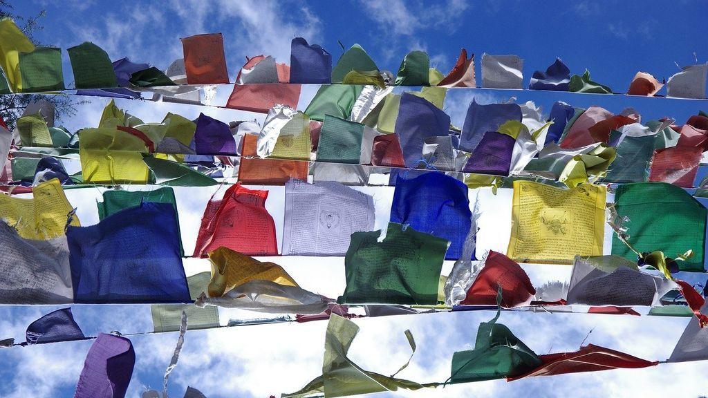 Test de cultura: ¿Conoces estas banderas?