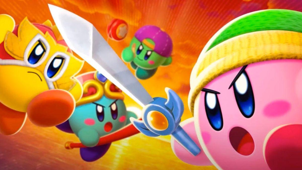 Kirby Fighters 2 llega por sorpresa a Nintendo Switch