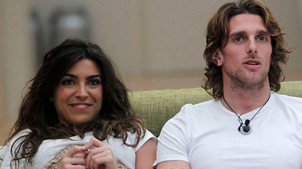 Ella, procuradora y él pillado con la actriz Demi Moore: la vida de Melania y Piero después de 'GH 9'