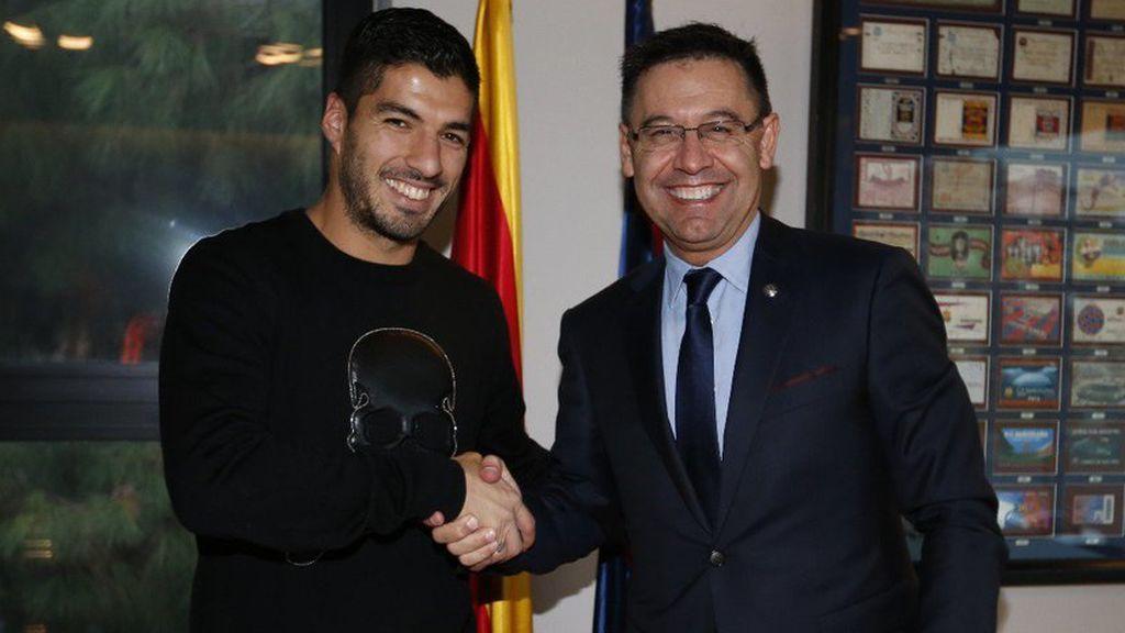 Luis Suárez, pese a la nula relación con Bartomeu, pide despedirse del barcelonismo en el Camp Nou por última vez