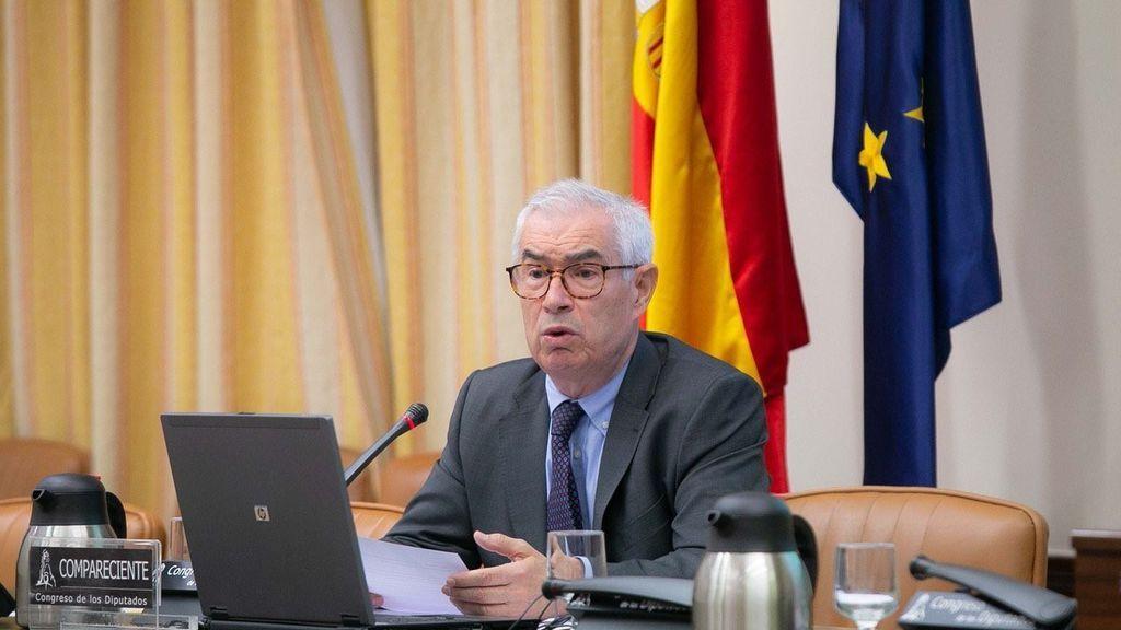 El catedrático de Microbiología Emilio Bouza, designado portavoz del Grupo Covid-19 de Madrid