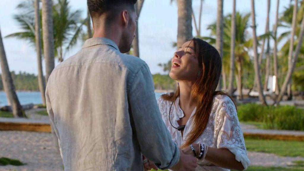 """Marta Peñate alucina con sus propias reacciones en 'La isla de las tentaciones': """"Reconozco que soy muy dramática, madre mía mis dramas"""""""