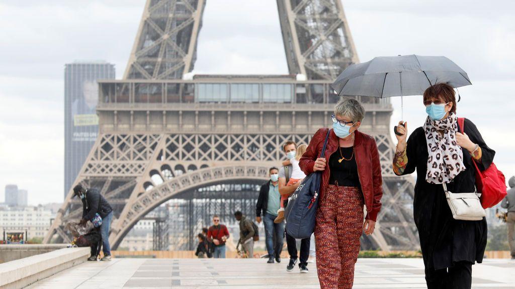 Francia, a la cabeza de contagios en Europa con más de 16.000 en el último día