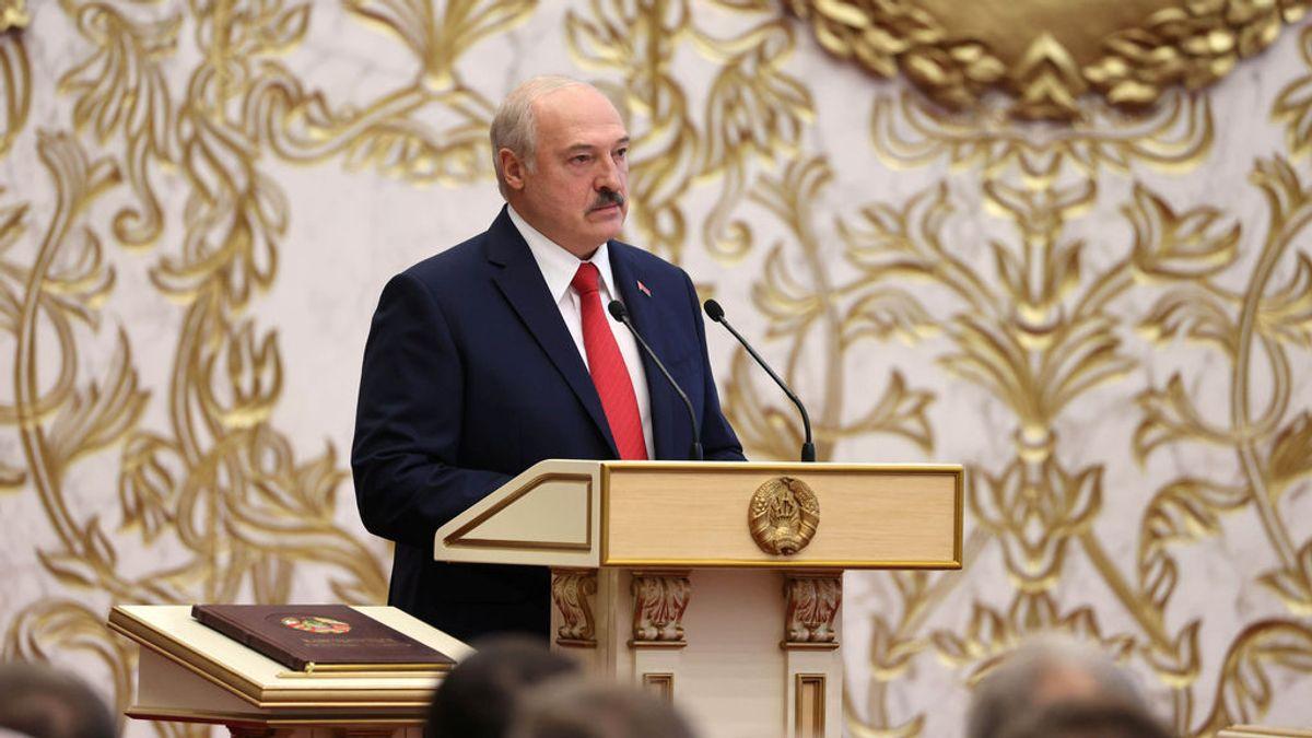 Lukashenko se autoproclama presidente y no se lo dice a nadie