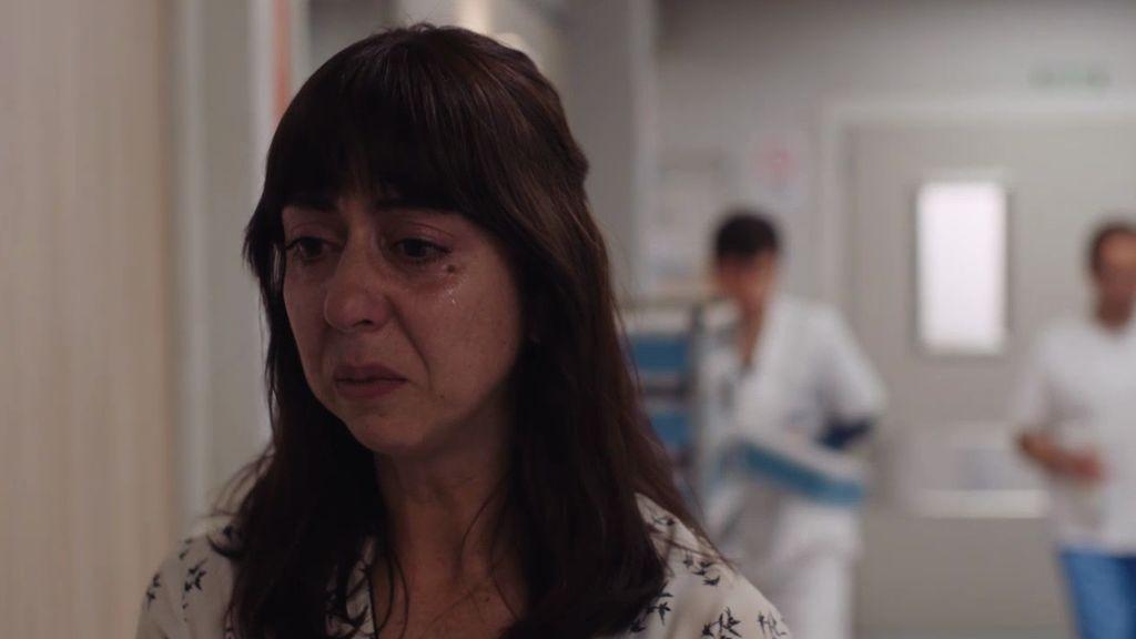 Andy trata fatal a su madre