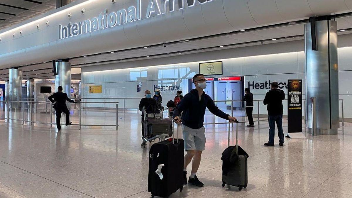 ¿Se podrían reactivar los viajes con pruebas de coronavirus en los aeropuertos?