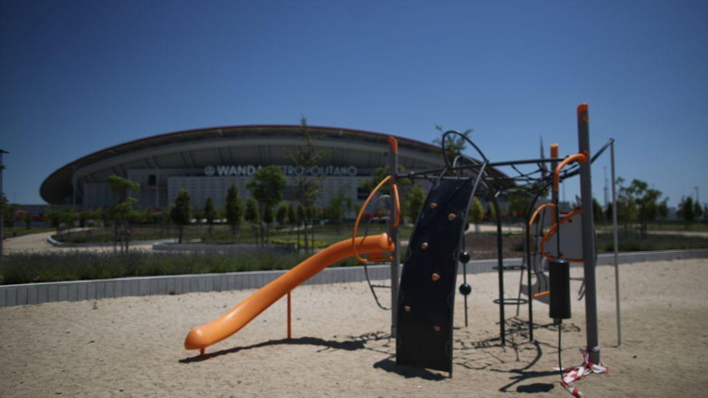 El Supremo avala el plan urbanístico del estadio Wanda Metropolitano y anula la sentencia que lo tumbó