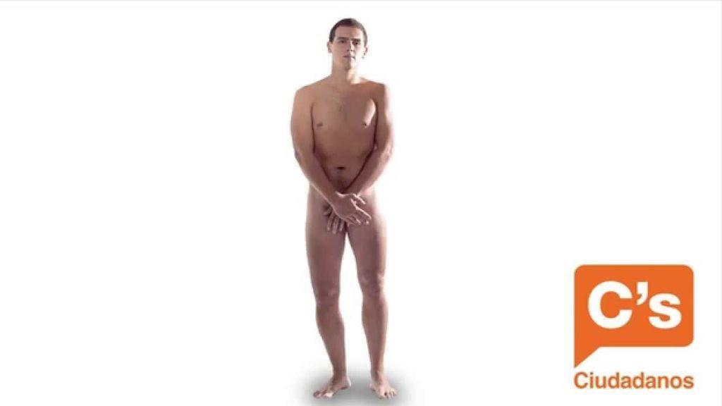albert-rivera-desnudo-en-un-cartel-de-ciudadanos