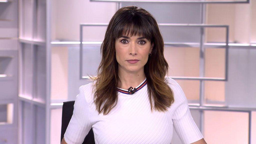 Con Alba Lago y Arancha Morales Informativos Telecinco 2020 Matinal 25/09/2020