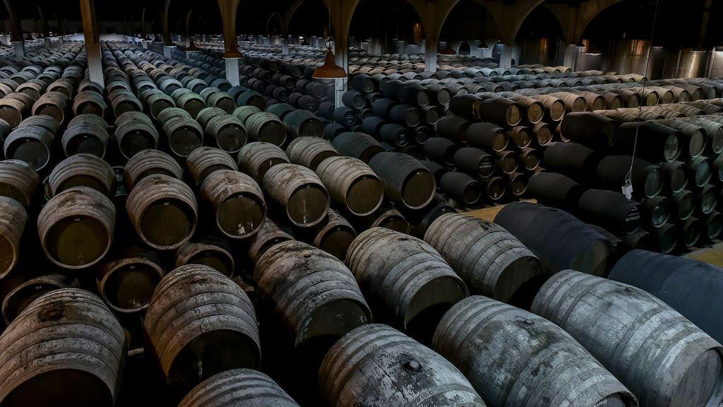 Jerez, manzanilla y montilla, vinos tradicionales de Andalucía