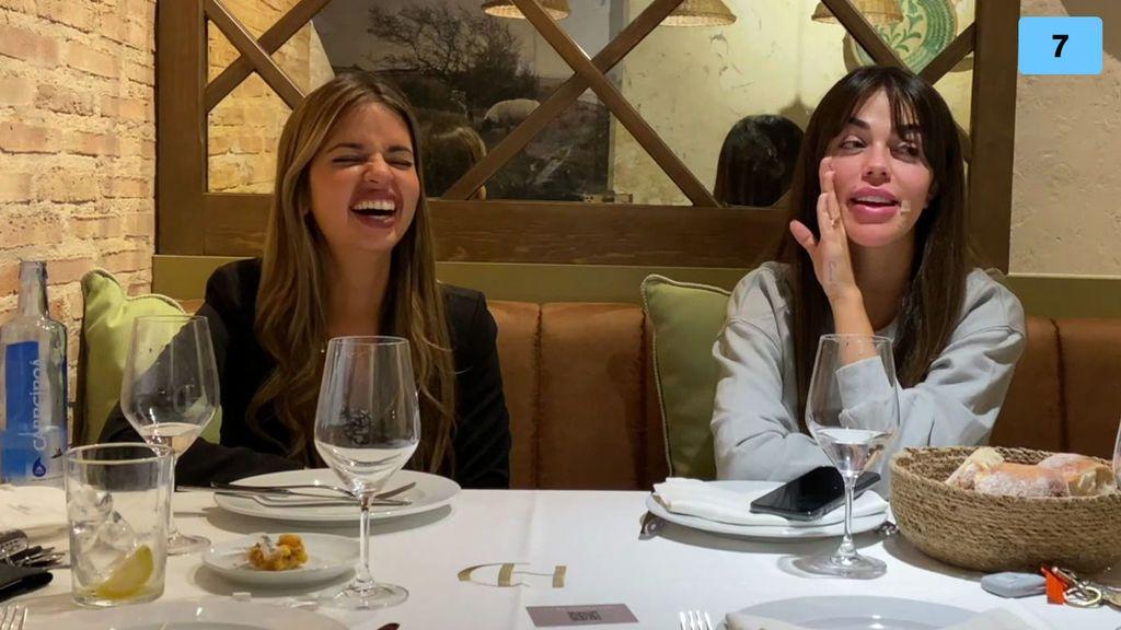 Natalia y Violeta se van de compras y cuentan toda la verdad sobre su amistad (2/2)