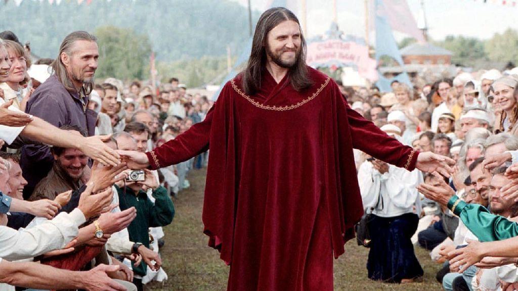 """Arrestan al líder de una secta rusa que proclamaba ser """"la reencarnación de Cristo"""""""