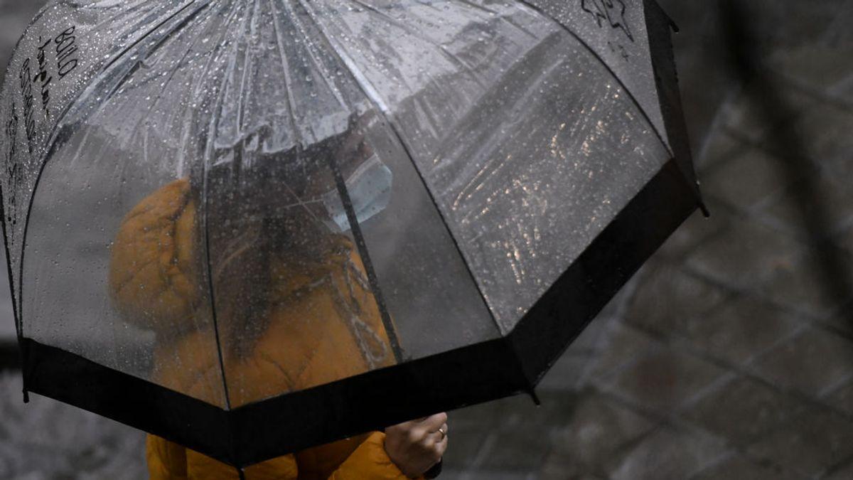 La borrasca 'Odette' dejará frío, viento, lluvia e incluso nieve en el norte de la Península