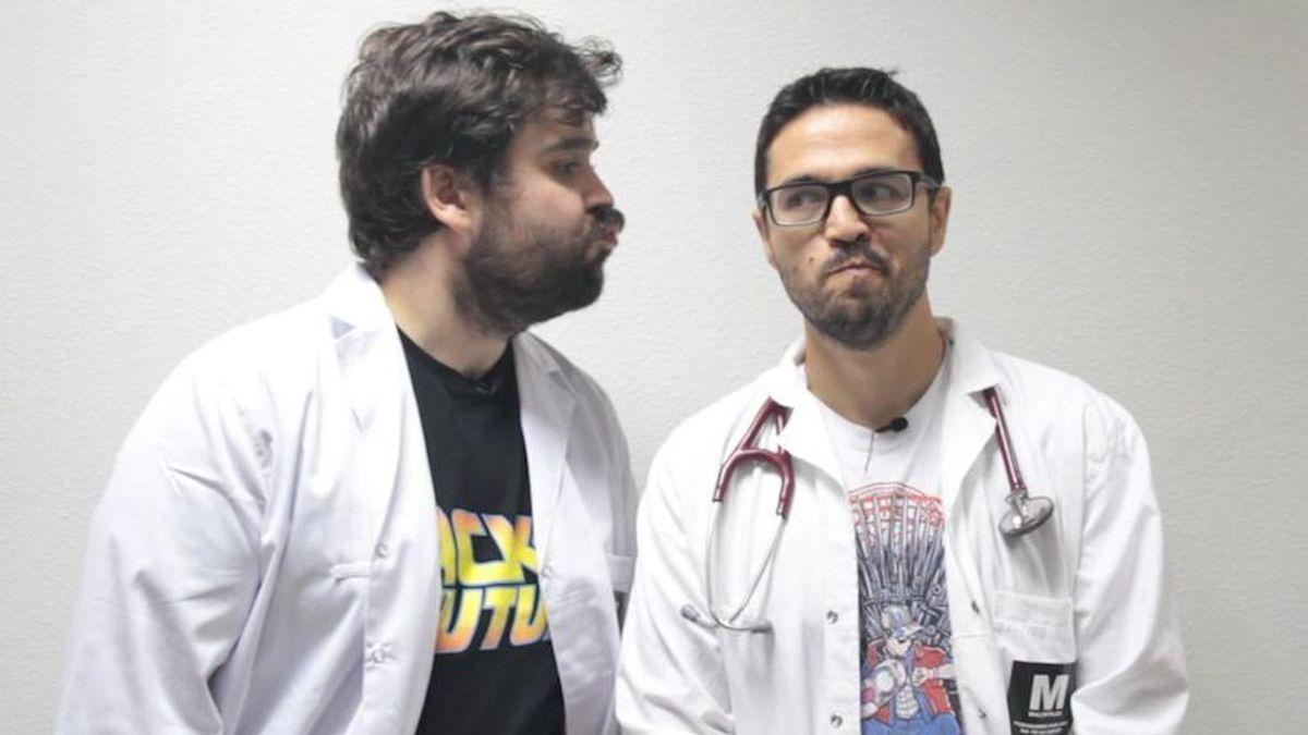 Guido y Juan, de 'Yo, doctor'