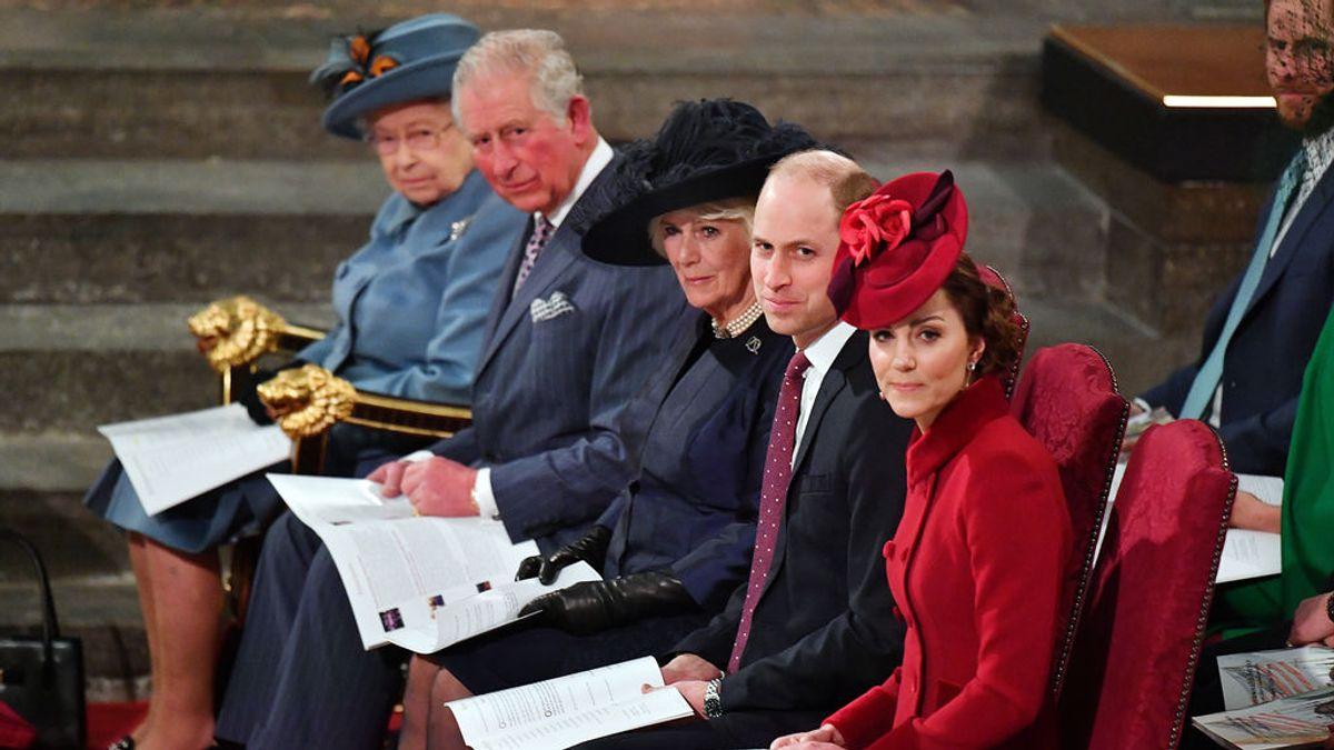 La Corona británica se aprieta el cinturón por la crisis del coronavirus