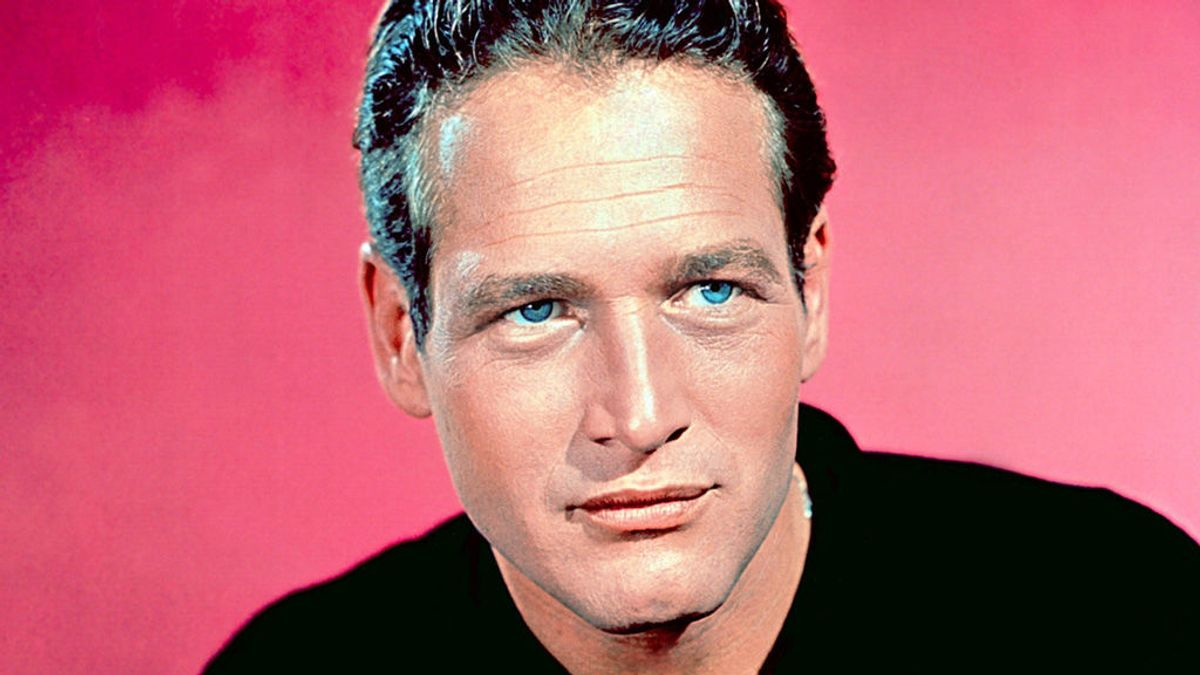 20 curiosidades de Paul Newman, el hombre más guapo de la historia de cine
