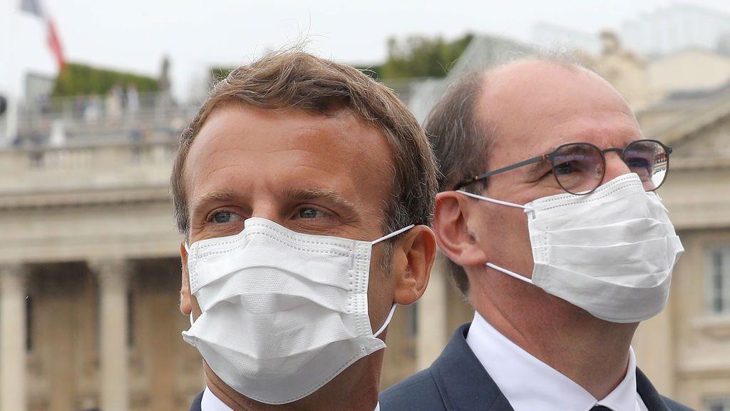 Francia y Bélgica, dos formas diferentes de enfrentarse al aumento de los contagios