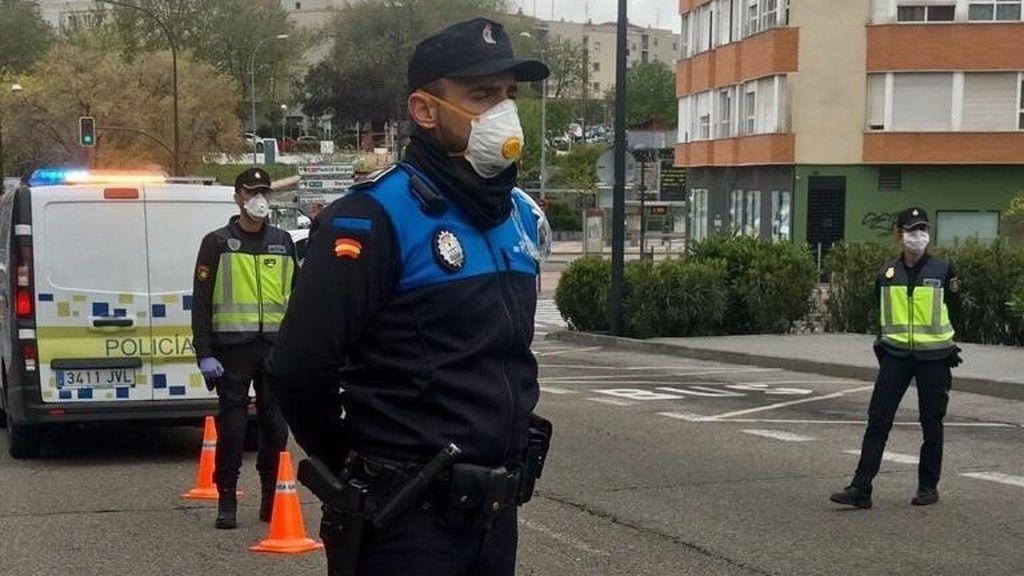 La Policía responde a las dudas frecuentes sobre los confinamientos en Madrid