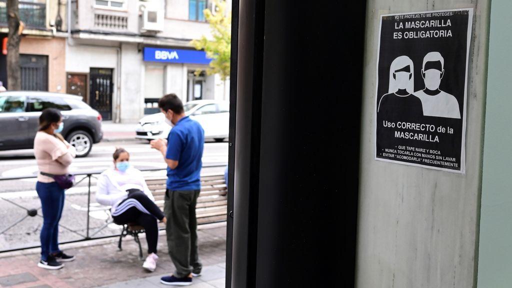 Madrid sube a 51 muertos, el dato más alto desde el fin del estado de alarma
