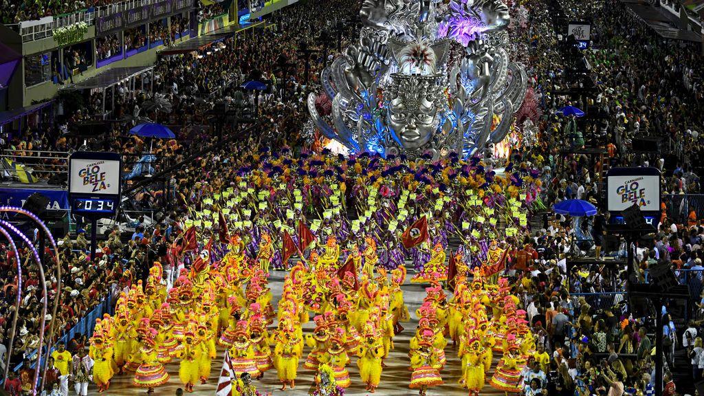Brasil suspende los carnavales de Río de febrero por la pandemia