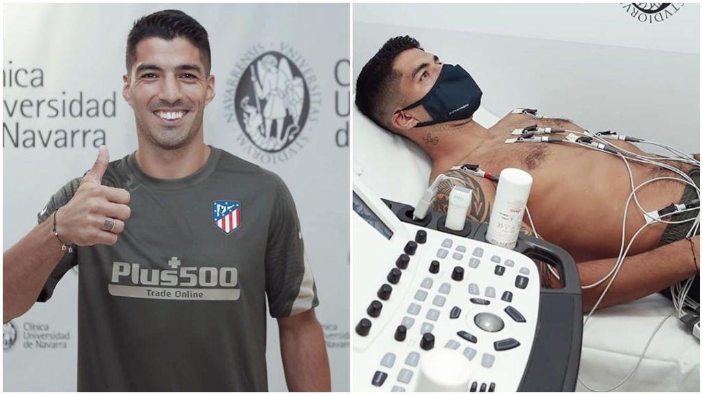 Luis Suárez podría entrar en la convocatoria del partido ante el Granada.
