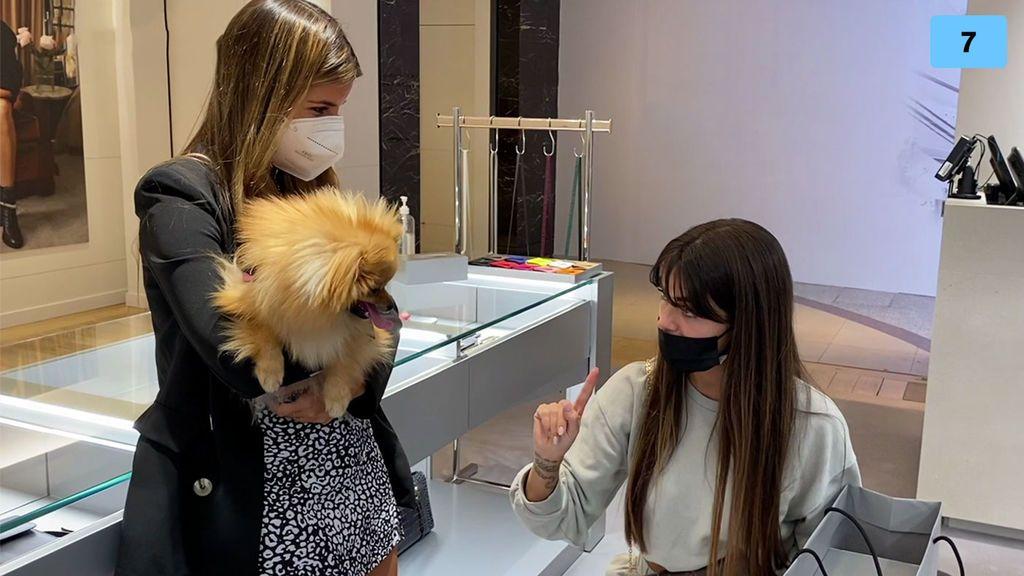Natalia y Violeta se van de compras y cuentan toda la verdad sobre su amistad (1/2)