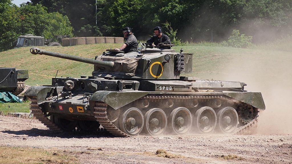 tanque cromwell