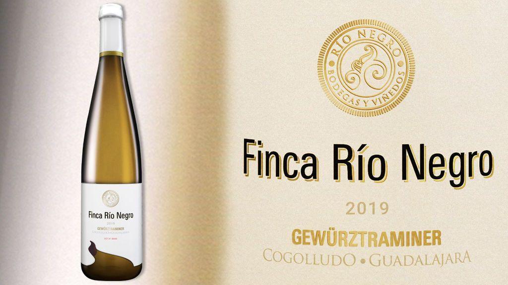 Botella de Finca Río Negro