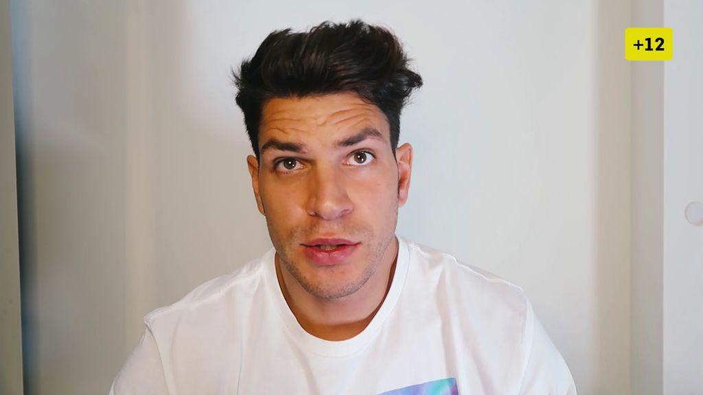 Diego Matamoros muestra su look más inédito del pasado (1/2)