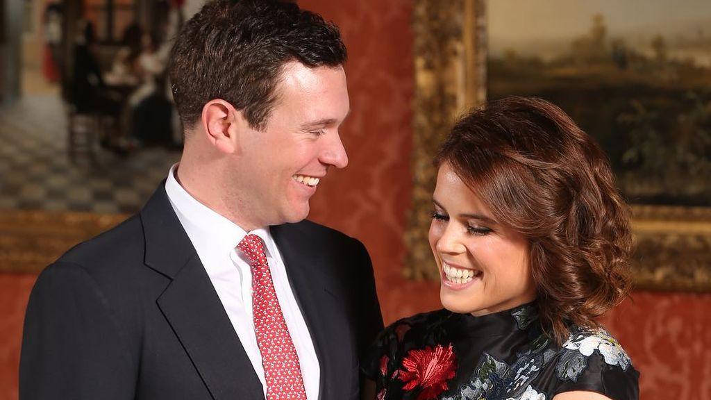 """La princesa Eugenia de York y Jack Brooksbank anuncian que esperan su primer hijo: """"Estamos muy emocionados por 2021"""""""