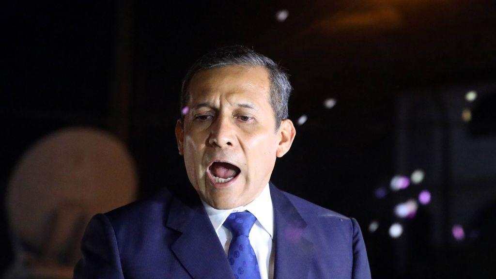 La Fiscalía de Perú retoma la investigación contra el expresidente Humala por posibles delitos de lesa humanidad